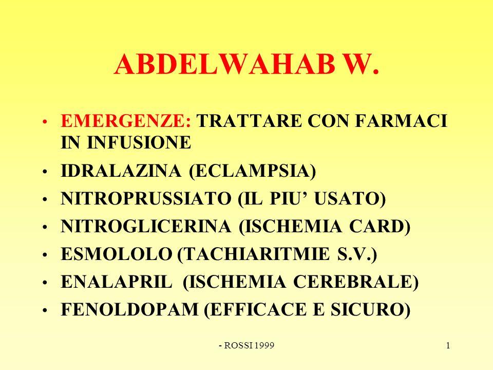 - ROSSI 19991 ABDELWAHAB W.