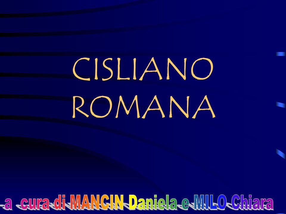 CISLIANO ROMANA