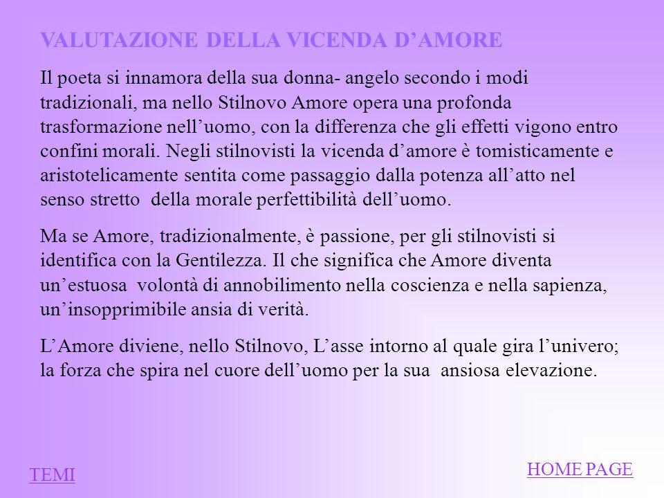 – LA DONNA-ANGELO – Loriginalità poetica di Guinizzelli può forse essere sintetizzata nellidea -chiave della donna angelo.