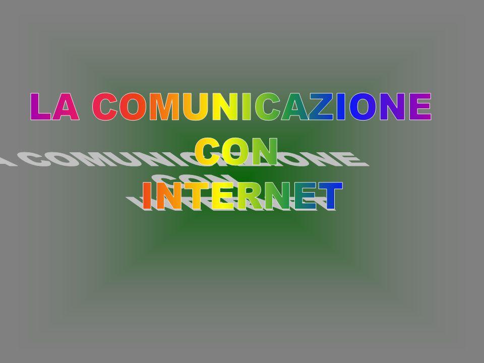 CHE COSA E…… E COME FUNZIONA LACCESSO ALLA RETE I BROWSER LE APPLICAZIONI IN INTERNET
