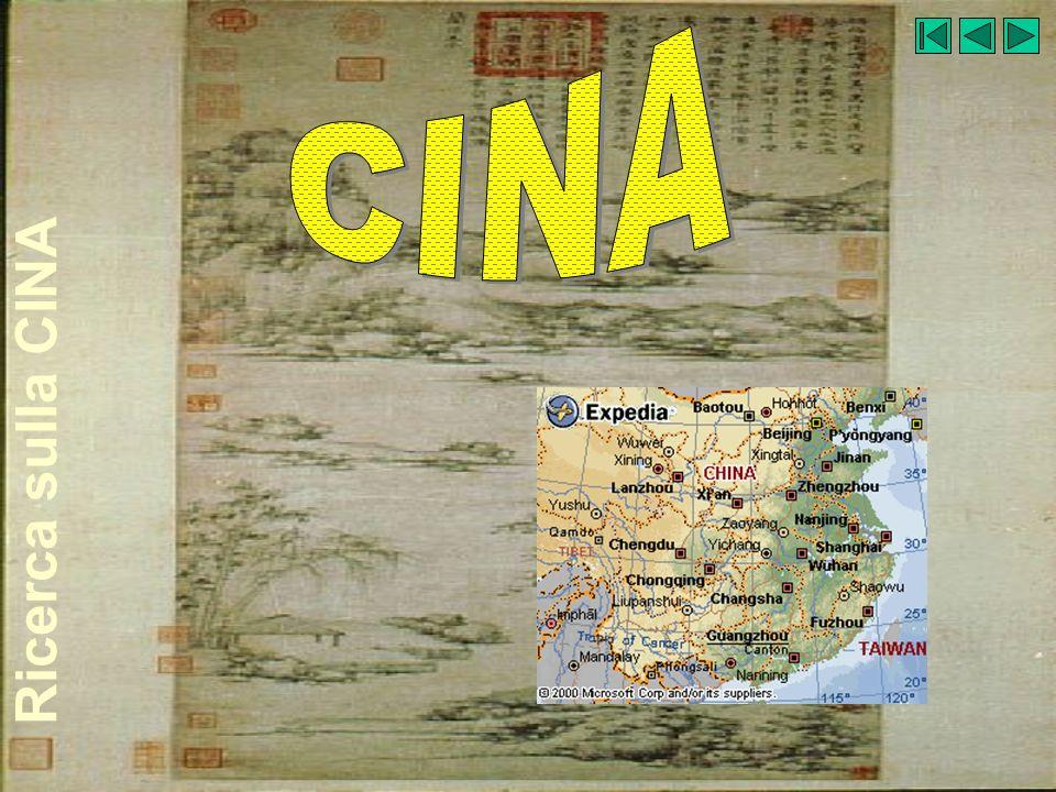 Indice della ricerca: Aspetto fisico Storia Dati generali Cina oggi