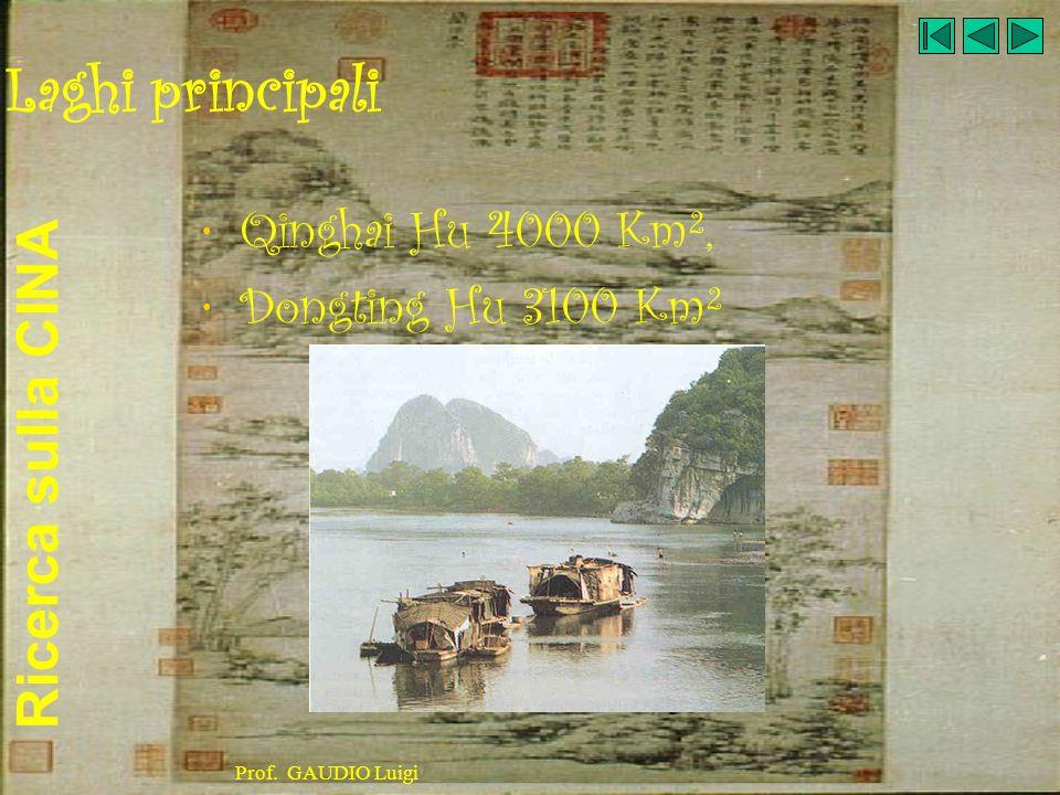 Ricerca sulla CINA Prof. GAUDIO Luigi RELIGIONI Religione: Buddhismo, Confucianesimo, Taoismo