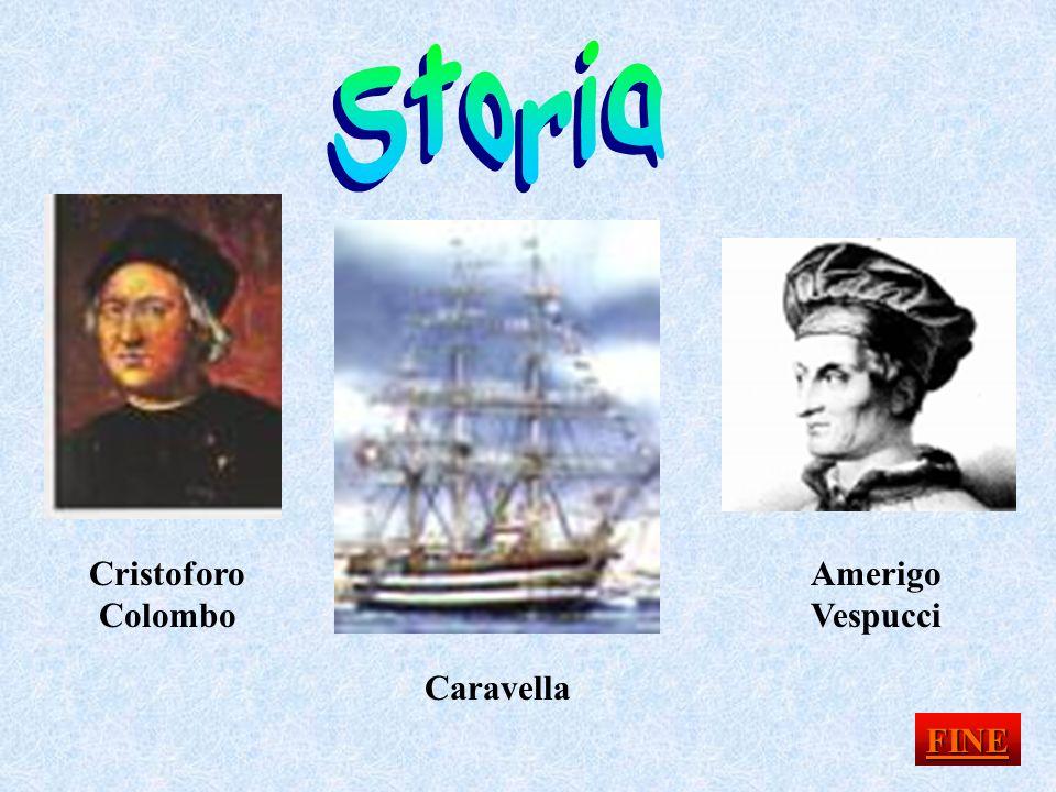 Cristoforo Colombo Caravella Amerigo Vespucci FINE