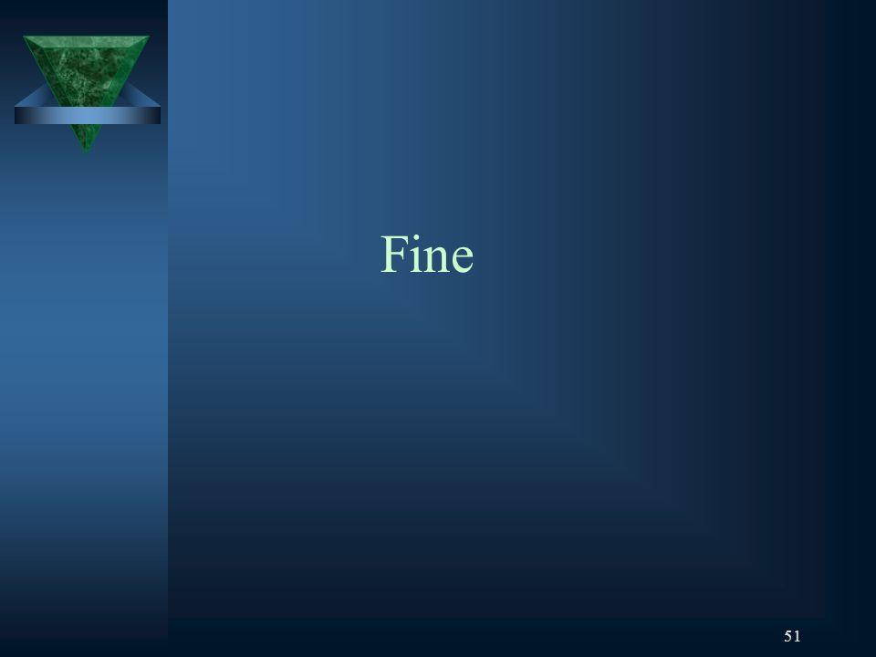 51 Fine