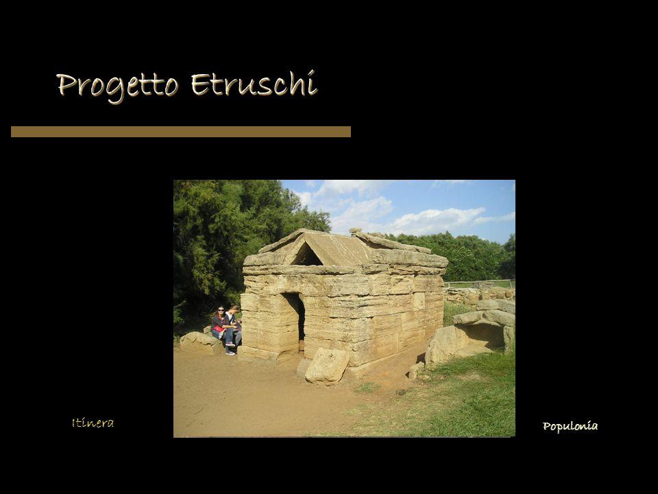 Progetto Etruschi Populonia Itinera