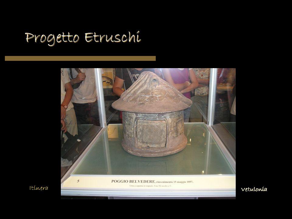 Progetto Etruschi Vetulonia Itinera