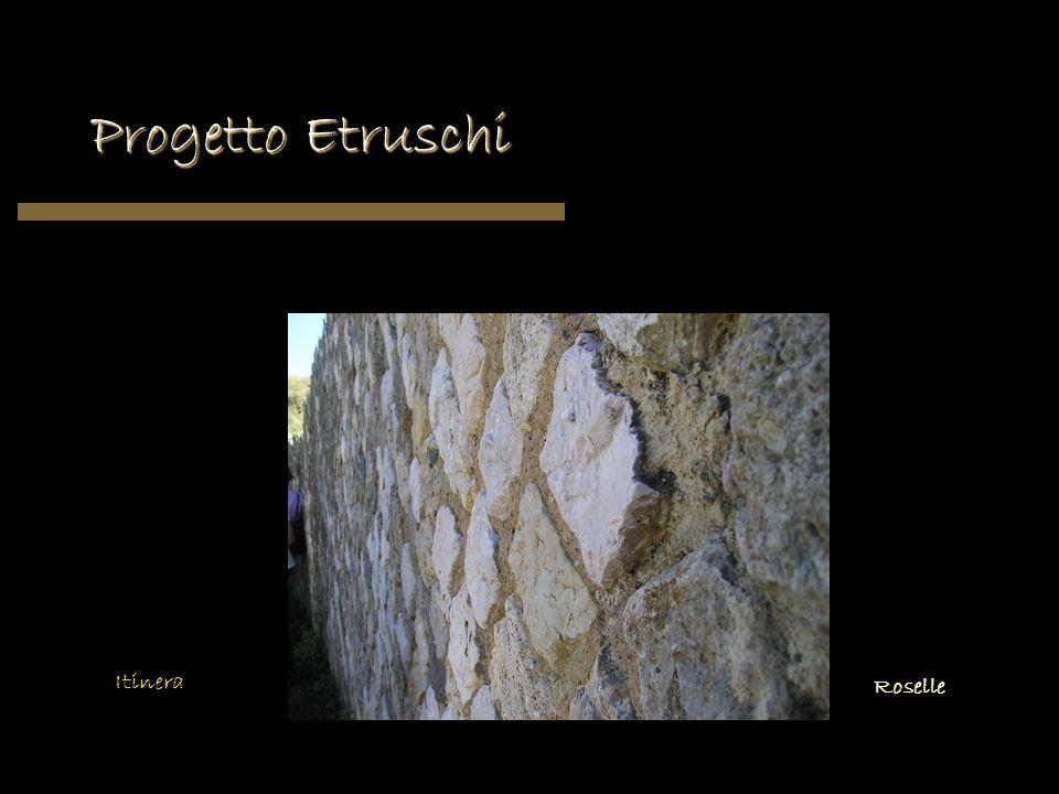 Progetto Etruschi Roselle Itinera