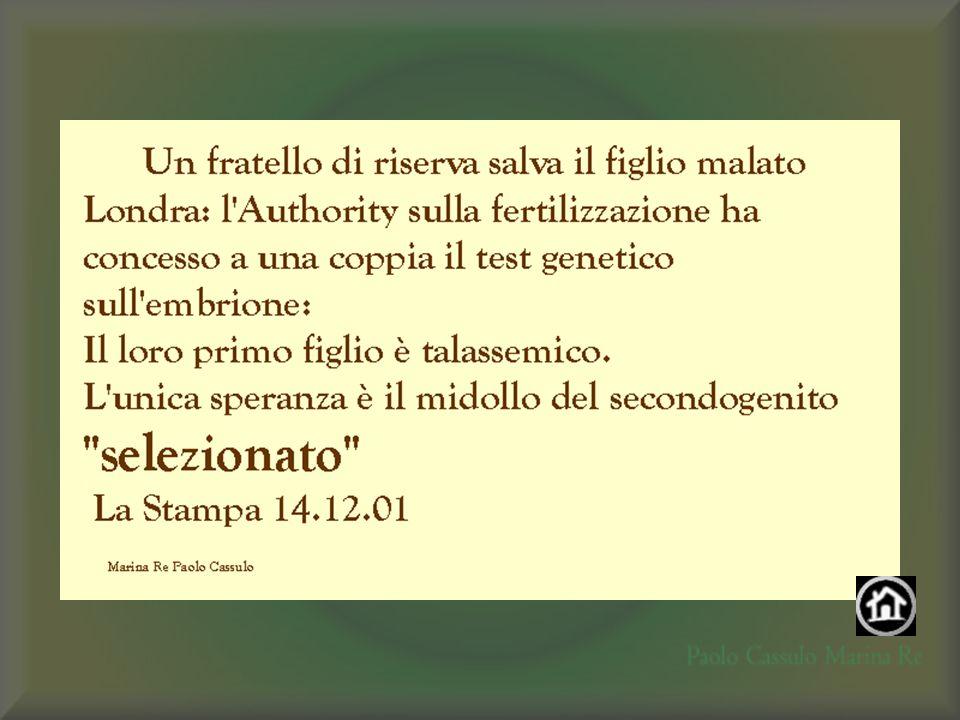 IN ITALIA (tassonomia di Marchbanks,1988) N.C.12 mesi36,6% N.C.