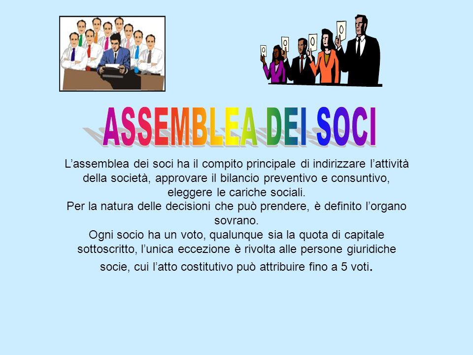 Ha la firma sociale e la legale rappresentanza della Società nei confronti dei terzi ed in giudizio. Può riscuotere qualsiasi somma da privati e Pubbl