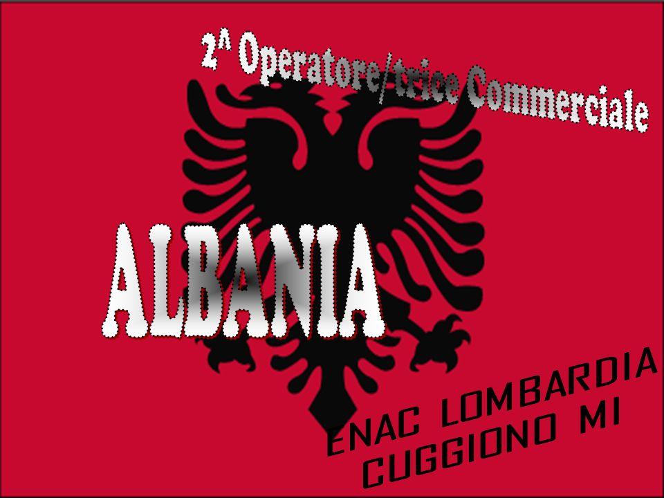 IDROGRAFIA L Albania, con una superficie totale di 28.748 km², è un po più grande della Sicilia.