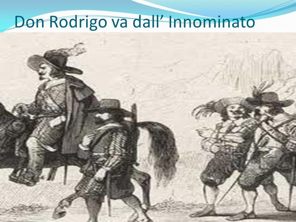 Don Rodrigo va dall Innominato