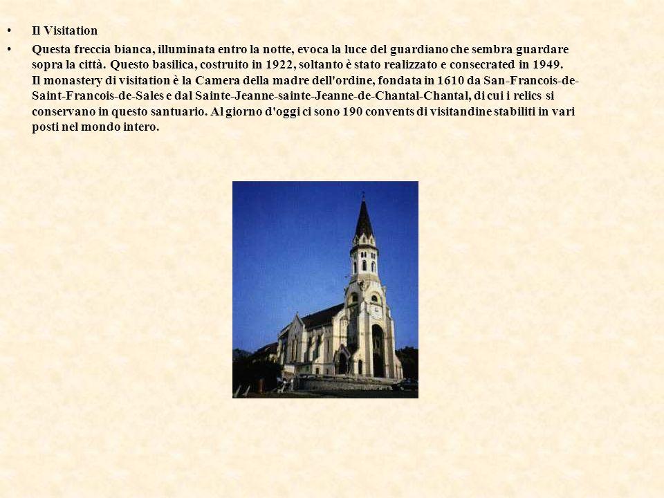 –Accessibile direttamente dalla città alla l marquisats del DES del viale , il Semnoz, una montagna enorme e protetta, 500 - 1699 alti, dà la possibilità alle attività di sport di pratica e della camminata ed anche da altre città (Sévrier, San-Jorioz).