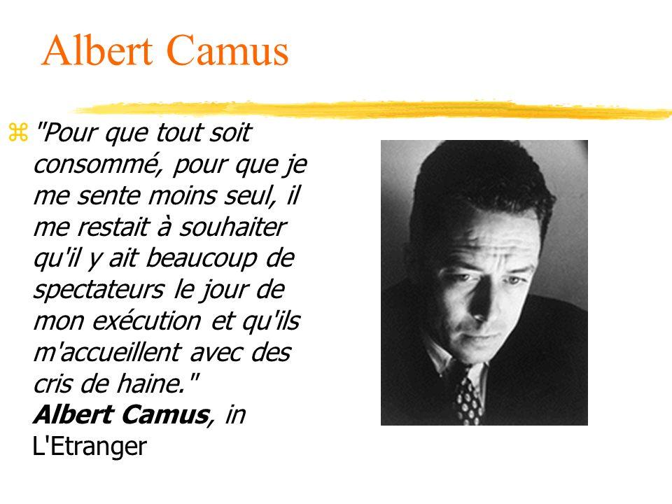 Albert Camus z