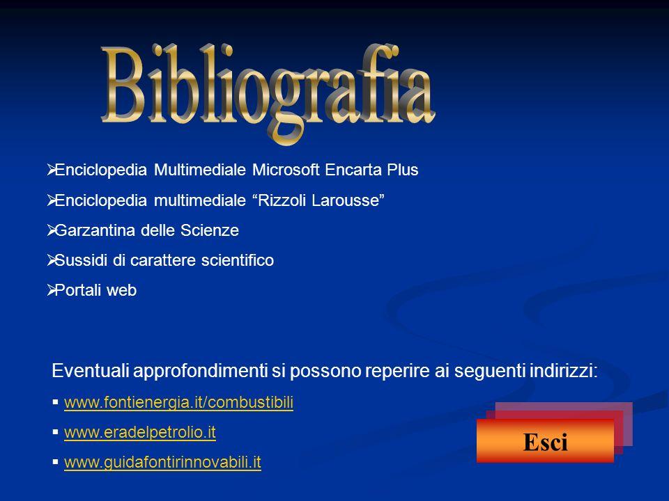 Enciclopedia Multimediale Microsoft Encarta Plus Enciclopedia multimediale Rizzoli Larousse Garzantina delle Scienze Sussidi di carattere scientifico