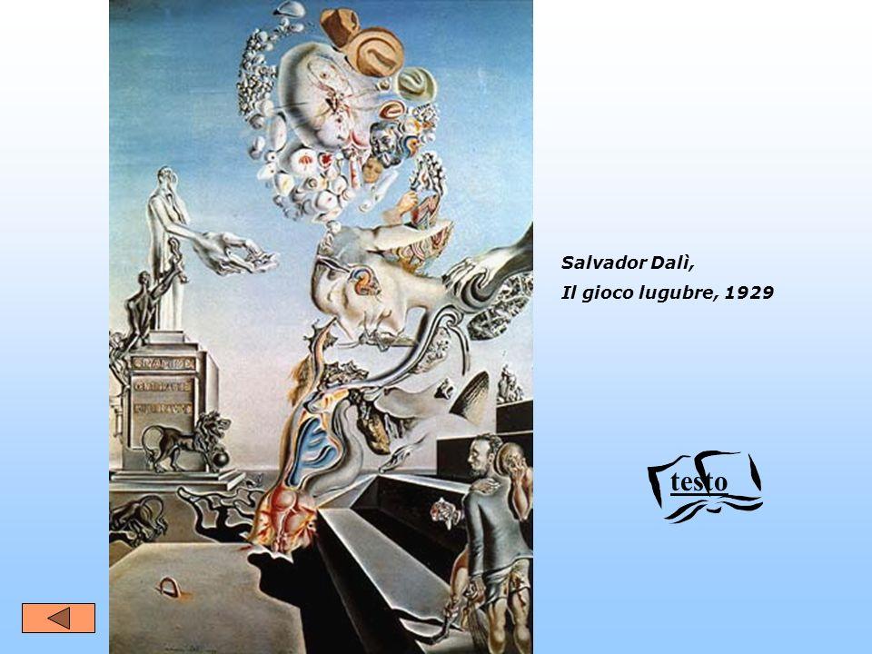 Negli ultimi periodi della sua attività, Salvador Dalì stempera il suo ossessivo surrealismo producendo immagini che, pur conservando il gusto di invenzioni spettacolari, hanno composizioni più sobrie ed equilibrate.