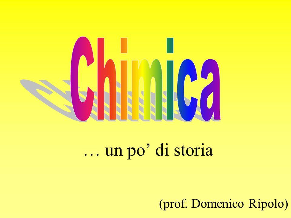 (prof. Domenico Ripolo) … un po di storia