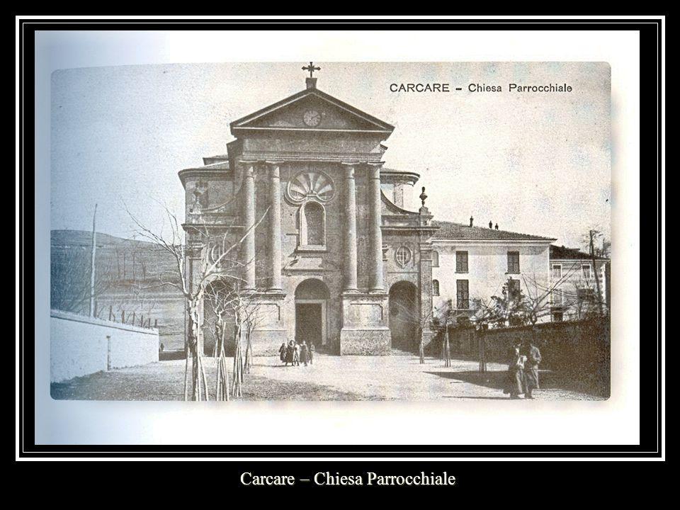 Carcare – Chiesa Parrocchiale