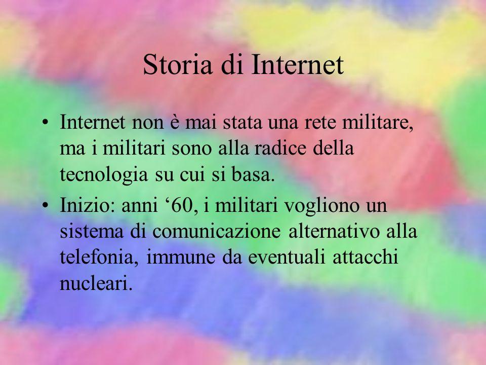 Internet: cosè.