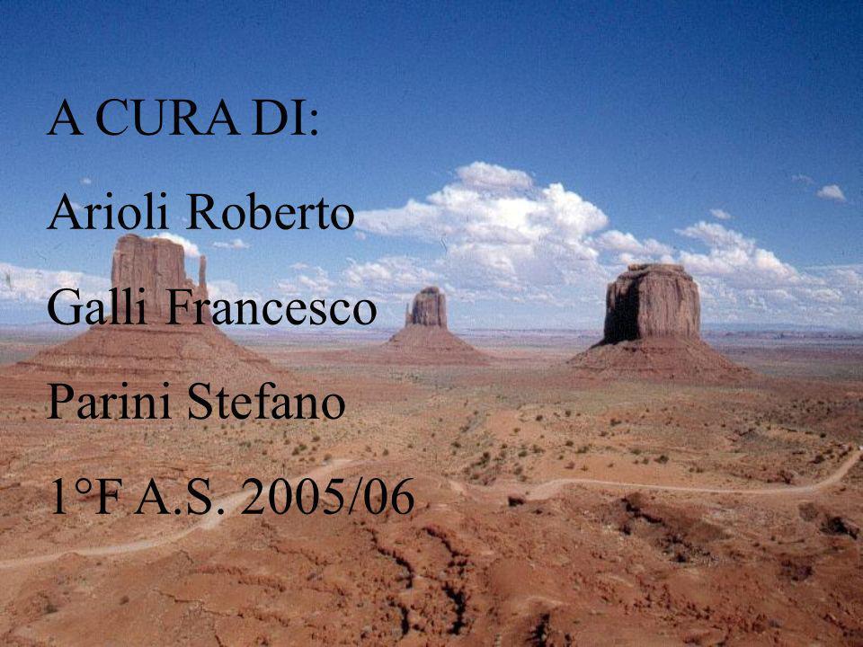 A CURA DI: Arioli Roberto Galli Francesco Parini Stefano 1°F A.S. 2005/06