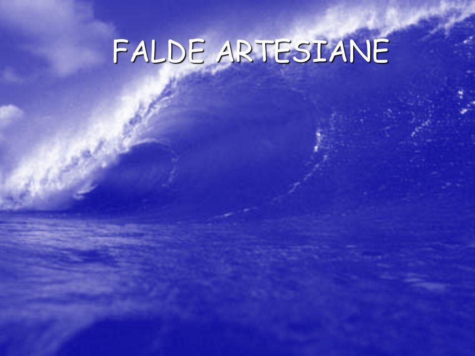 FALDE ARTESIANE FALDE ARTESIANE
