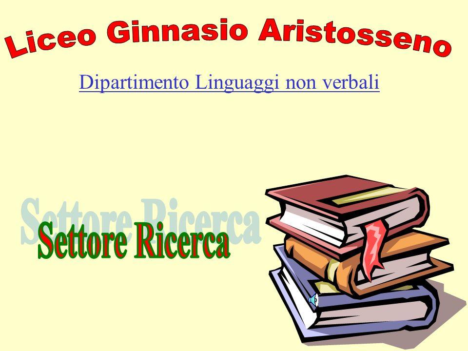 Dipartimento Linguaggi non verbali