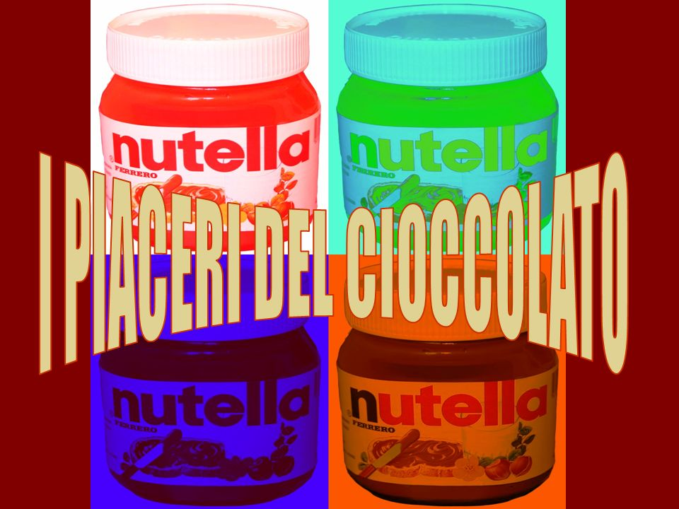 www.eurochocolate.com; www.colorcioccolato.it; www.adieta.it; www.perugina.it; www.conoscereilcioccolato.com; www.wikipedia.it; www.google.it/images; Cioccolato e piacere – Giuseppe Nisticò – Ed.