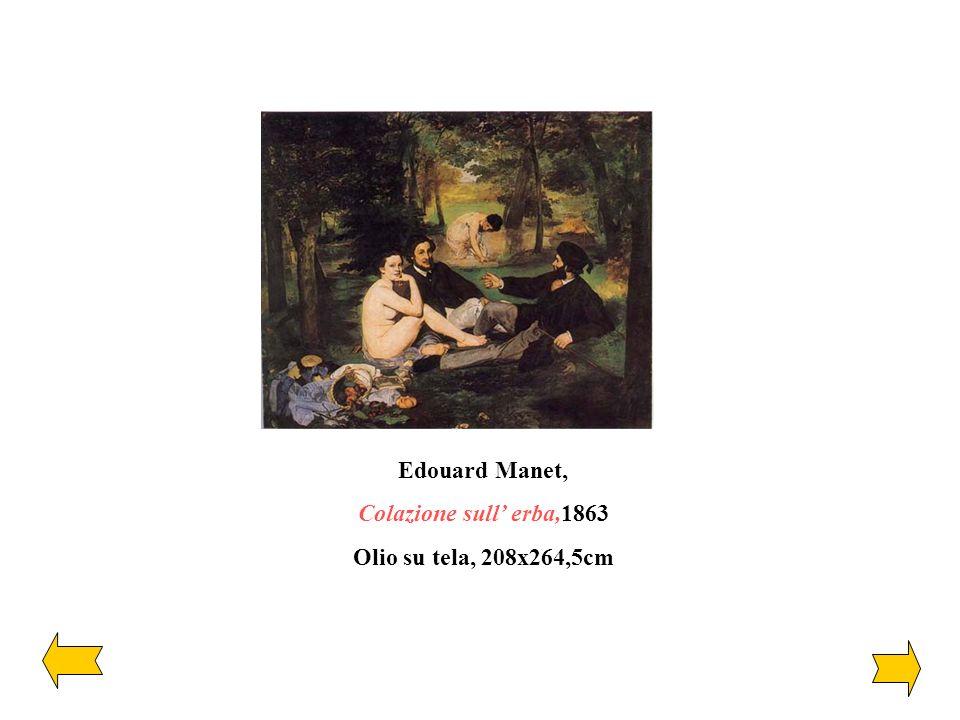 Edouard Manet Edgar Degas La rivoluzione impressionista