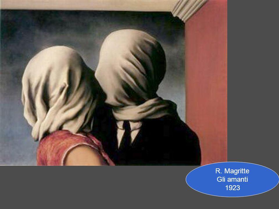 R. Magritte Gli amanti 1923
