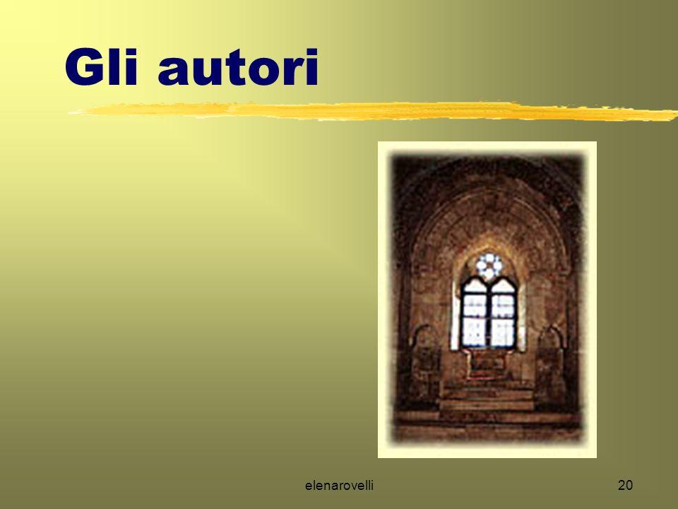 elenarovelli19 La RIMA SICILIANA zDal toscaneggiamento operato dai copisti toscani derivano modifiche alle rime, che i poeti toscani del 200/300 interpretarono come artifici voluti: zASCUSU/ USU > ASCOSO/ USO (U>O) zAVIRI/ SERVIRI > AVERE/ SERVIRE (I>E)