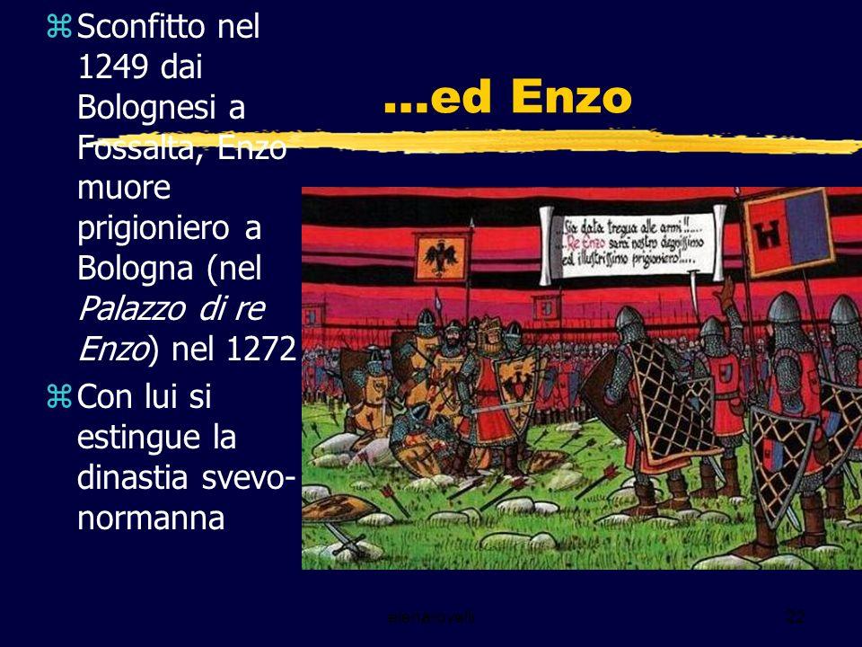 elenarovelli21 Federico II e i suoi figli naturali, Manfredi...