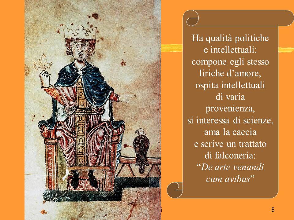 elenarovelli4 Enrico VI (Impero di Germania) Costanza dAltavilla (regno normanno di Sicilia) Federico I Barbarossa Federico II (re di Sicilia dal 1208 - morto nel 1250)