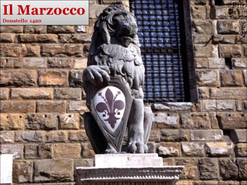 Il Marzocco Donatello 1420 Il Marzocco Donatello 1420