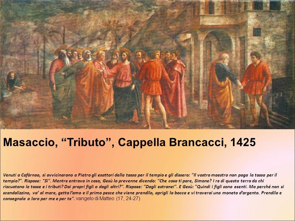 Venuti a Cafàrnao, si avvicinarono a Pietro gli esattori della tassa per il tempio e gli dissero: Il vostro maestro non paga la tassa per il tempio? .