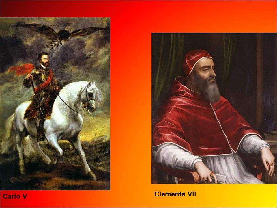Carlo V Clemente VII