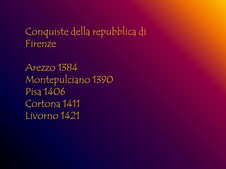 Palazzo Strozzi ( 1489-1537) Palazzo Pitti (1 ª parte 1457-1465) Il Palazzo dei Medici oltre a sostenere un boom edilizio in città fece anche scuola.