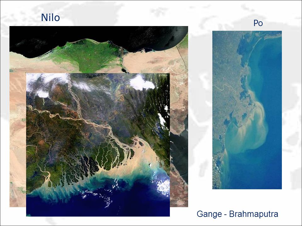 Po Nilo Gange - Brahmaputra