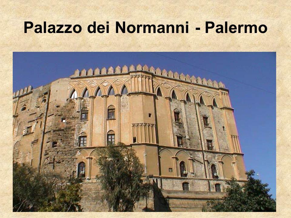 Palazzo dei Normanni - Palermo