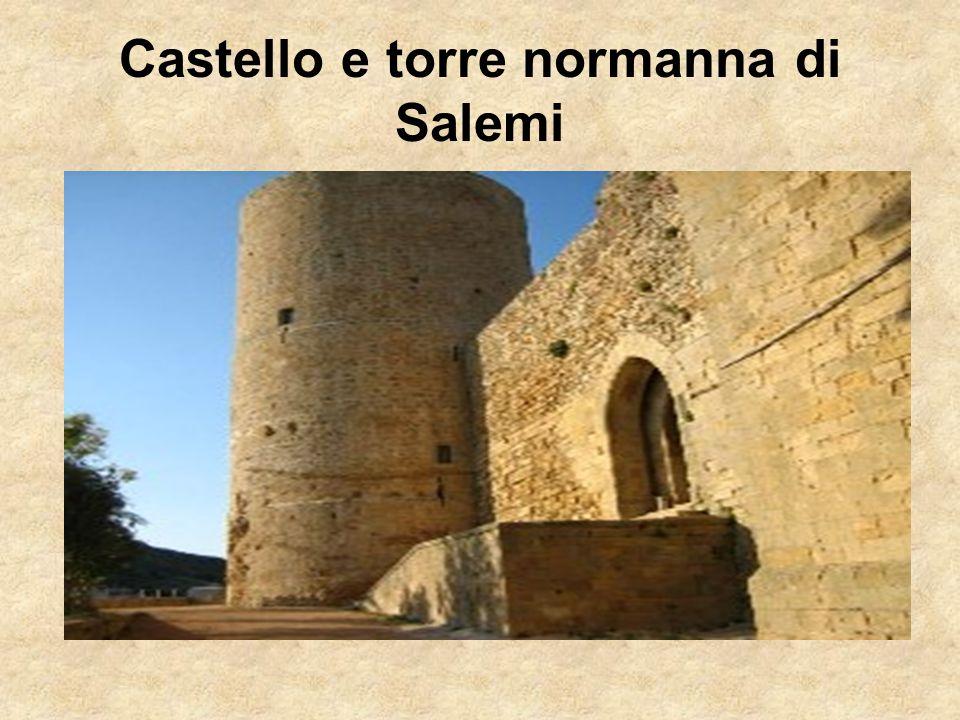 Castello e torre normanna di Salemi