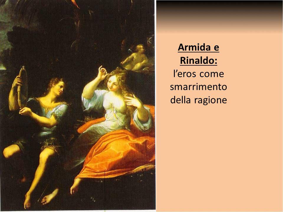 Armida e Rinaldo: leros come smarrimento della ragione