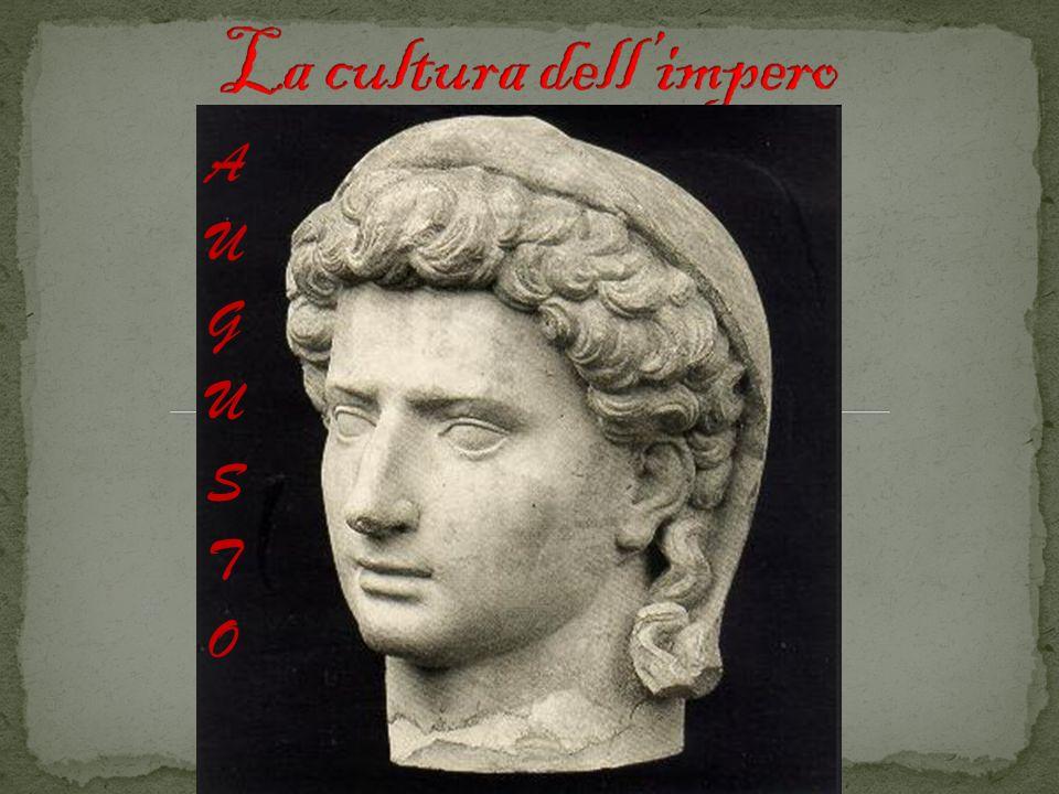 Gaio Giulio Cesare Ottaviano Augusto (Roma, 23 settembre 63 a.C.