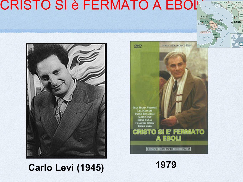 CRISTO SI è FERMATO A EBOLI Carlo Levi (1945) 1979