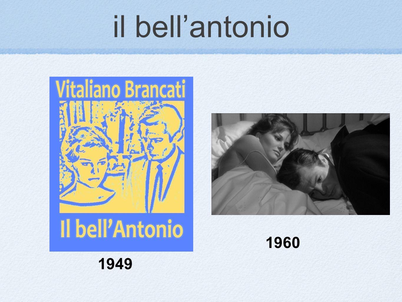 il bellantonio 1949 1960