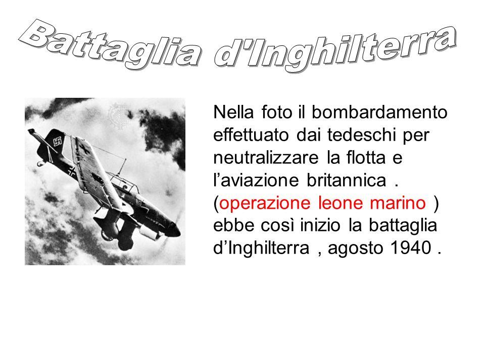 Mussolini venne liberato da nazisti paracadutisti dalla prigione del Gran Sasso.