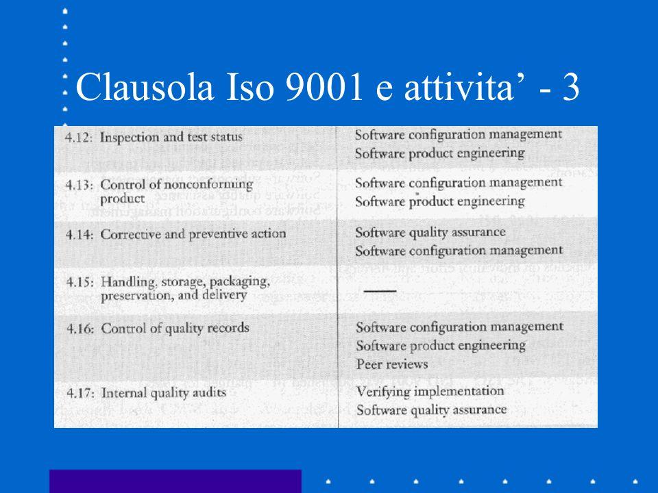 Clausola Iso 9001 e attivita - 3