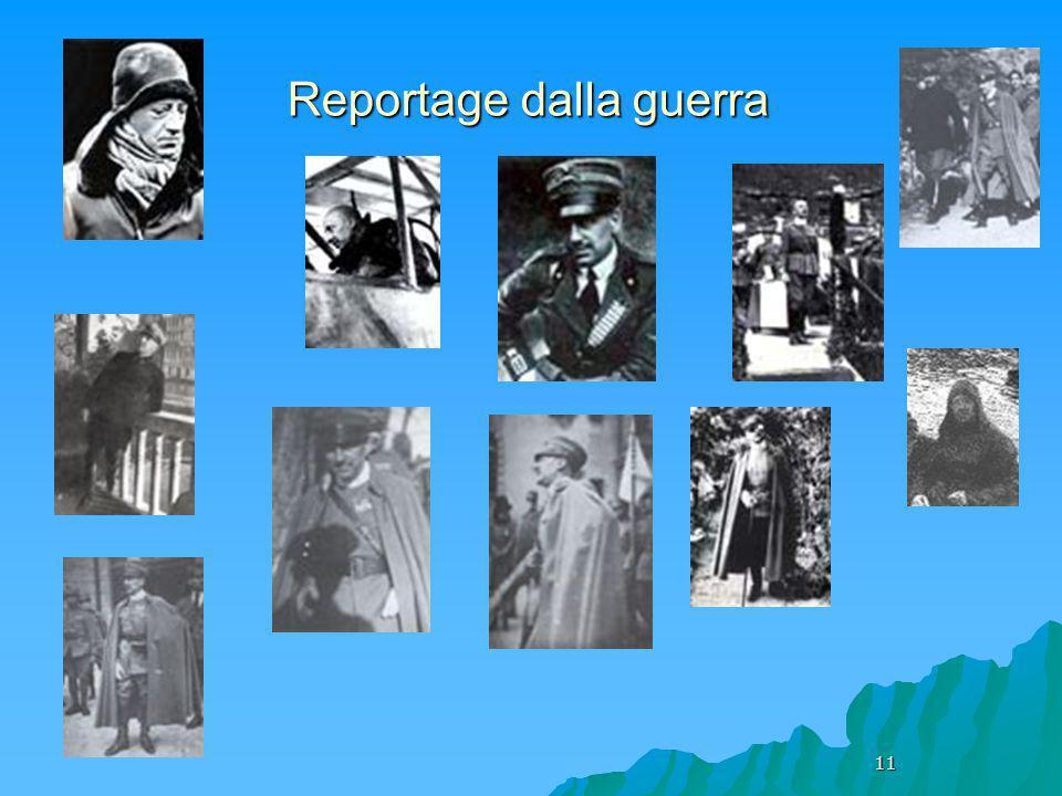 11 Reportage dalla guerra