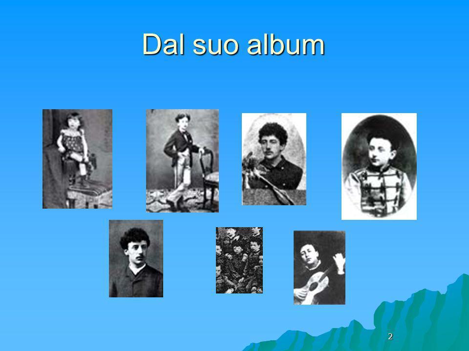 2 Dal suo album