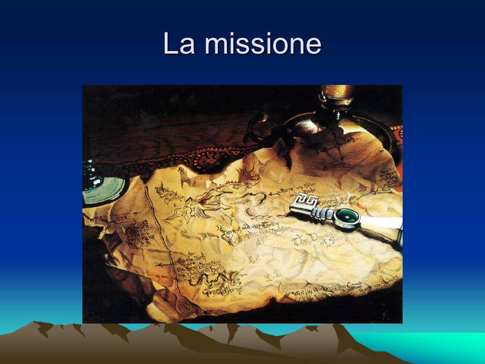 La missione