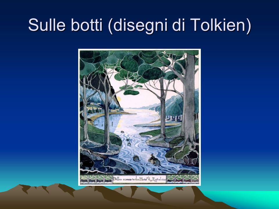 Sulle botti (disegni di Tolkien)