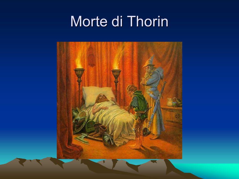 Morte di Thorin