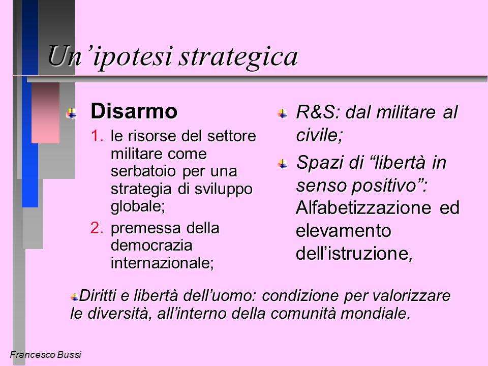 Francesco Bussi fonti utilizzate fonti utilizzate A.